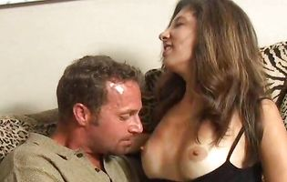 Cunning latin brown-haired Karla wants to be smashed hard and fast